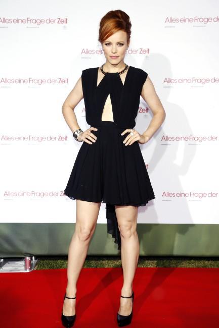 """Rachel McAdams lors de la première du film """"About Time"""" à Munich, le 10 août 2013."""