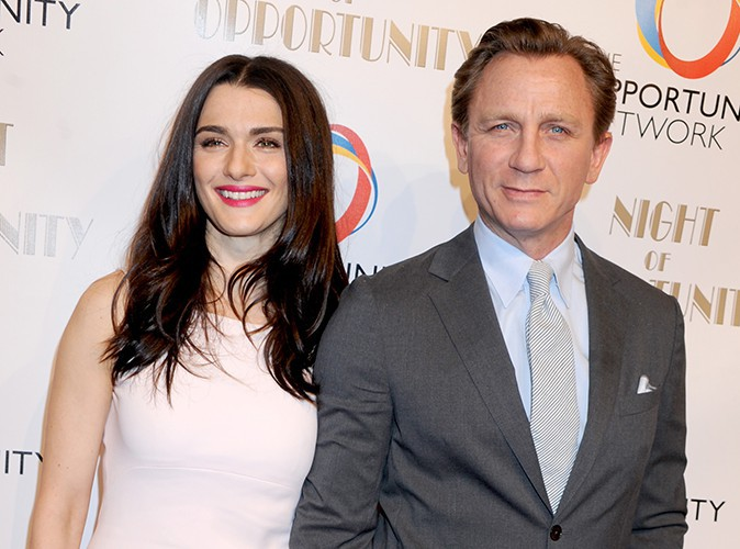 Rachel Weisz: Photos : Rachel Weisz Et Daniel Craig : Tapis Rouge