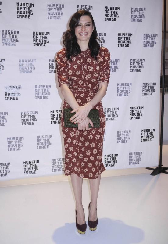 Rachel Weisz, New York, 8 janvier 2013.