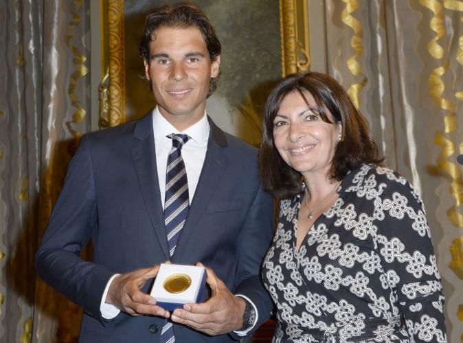"""Rafael Nadal : """"le plus Parisien des Majorquins"""" décoré !"""