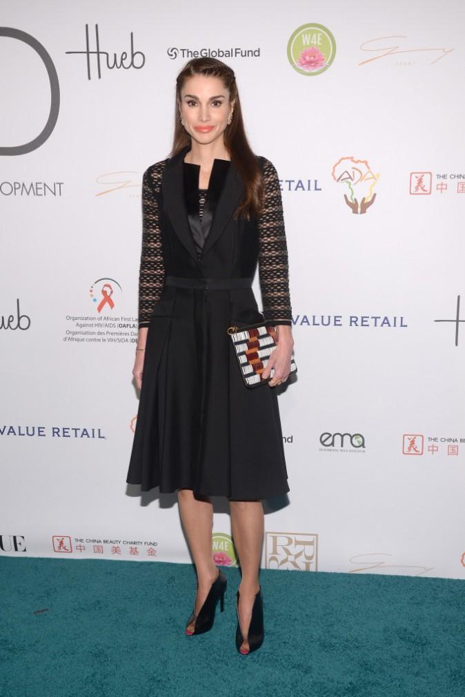 Photos : Rania de Jordanie : reine de l'élégance de la tête aux pieds !
