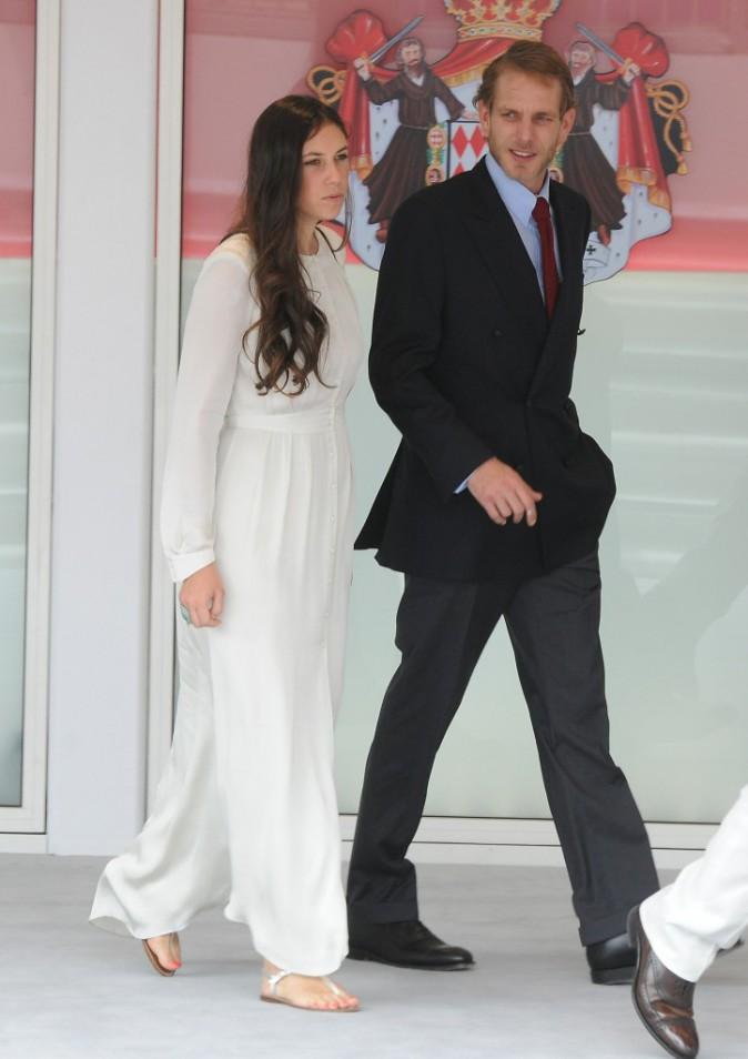 Andrea Casiraghi et Tatiana Santo Domingo parents d'un petit Alexandre Andrea Stefano Casiraghi, dit Sacha, depuis le 21 mars 2013 !