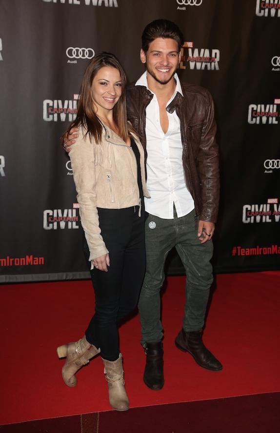 Photos : Rayane Bensetti et Denitsa Ikonomova : toujours au top !