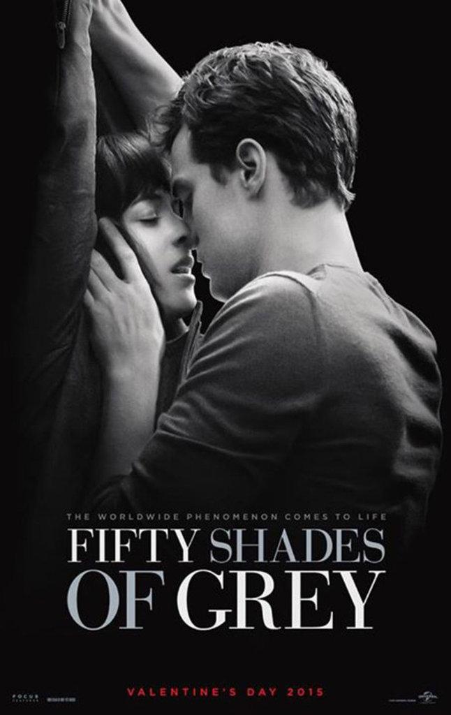 50 nuances de Grey : Pire film (ex-aequo) et pire scénario