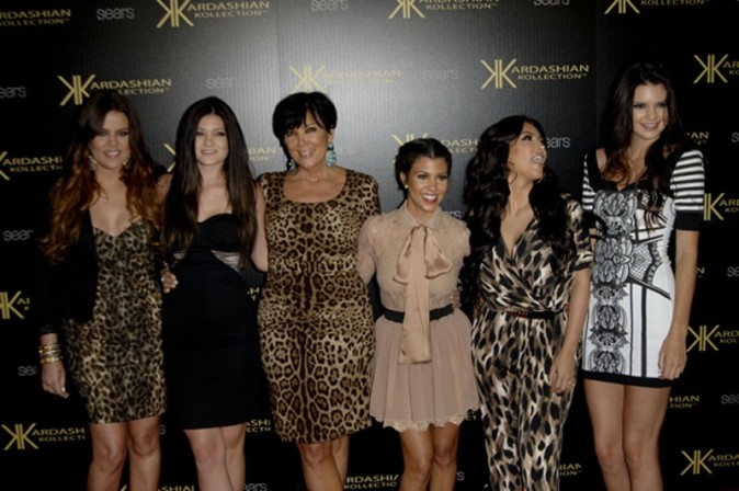 La famille Kardashian, la family business !