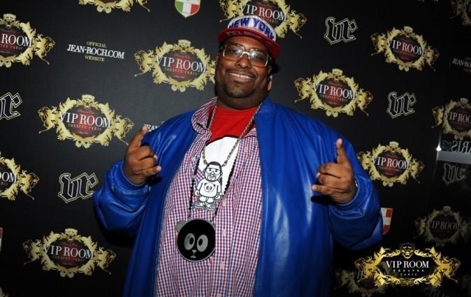 Big Ali au VIP Room Theater à Paris, le 29 février 2012.
