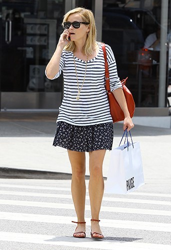 Reese Witherspoon à Los Angeles le 2 juillet 2013