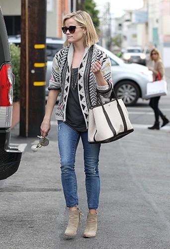 Reese Witherspoon à Los Angeles le 18 décembre 2013