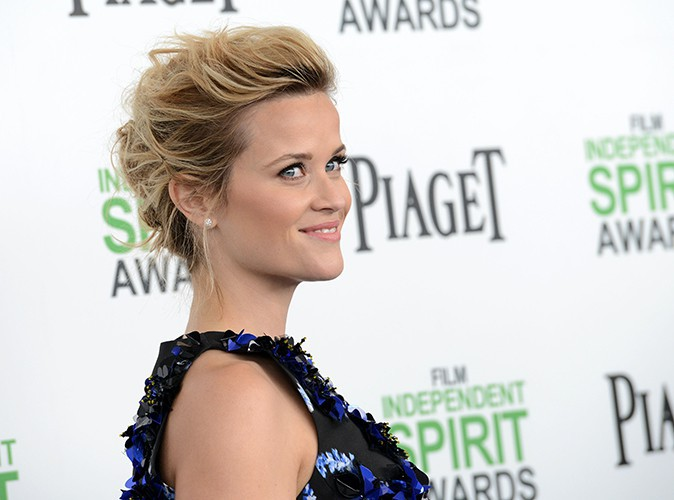 Reese Witherspoon à Los Angeles le 1er mars 2014