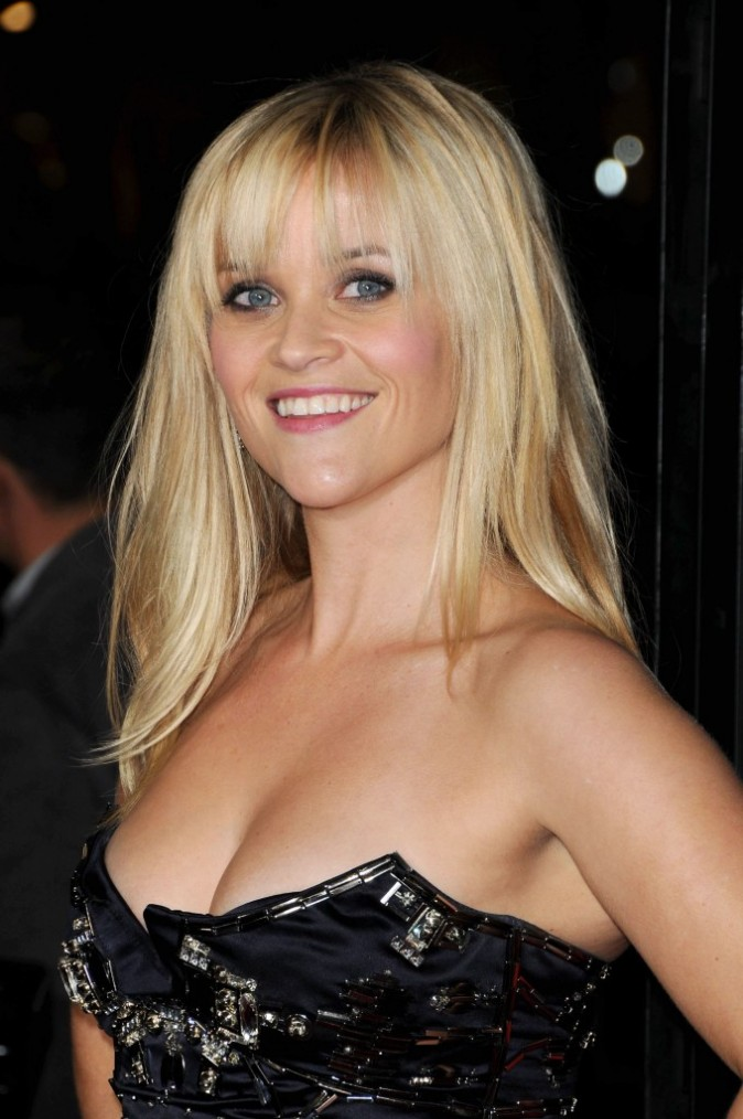 Reese Witherspoon Lors De La Premi Re Du Film This Means War