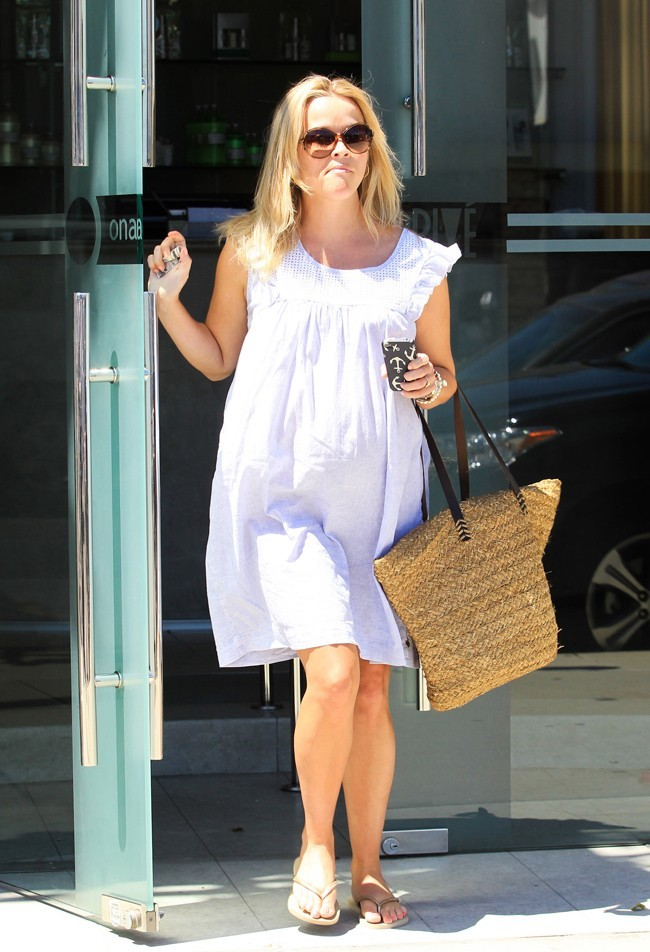 Reese Witherspoon le 20 juillet 2012 à Los Angeles