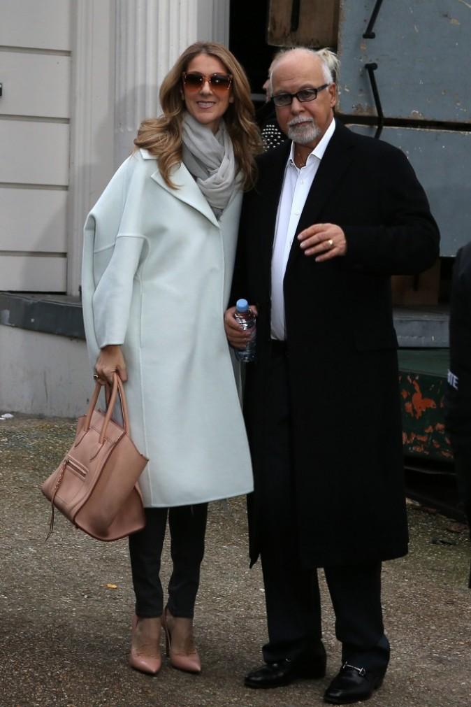 Photos : Céline Dion a craqué pour son manager