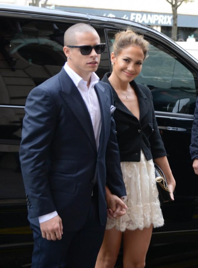 Photos : Jennifer Lopez a une liaison avec son danseur Casper Smart