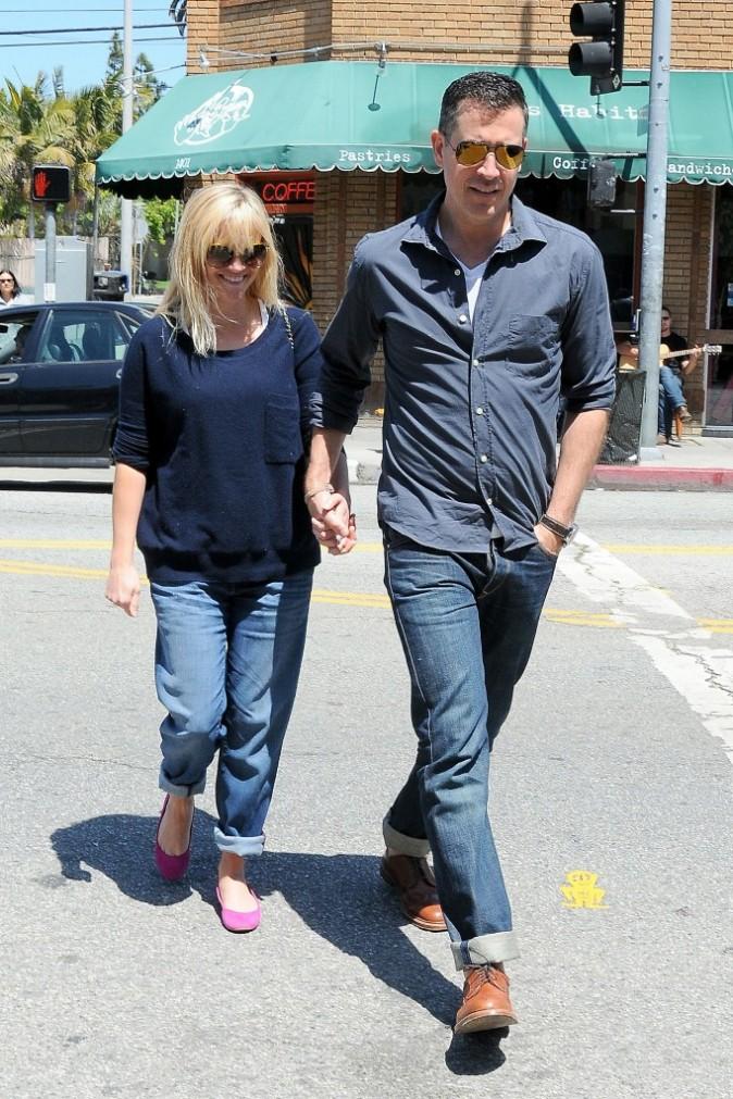 Photos : Reese a craqué pour son agent