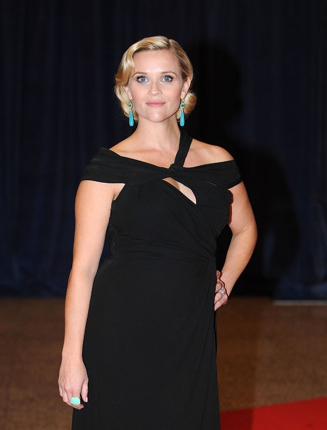 Reese Witherspoon le 28 avril 2012 à Washington