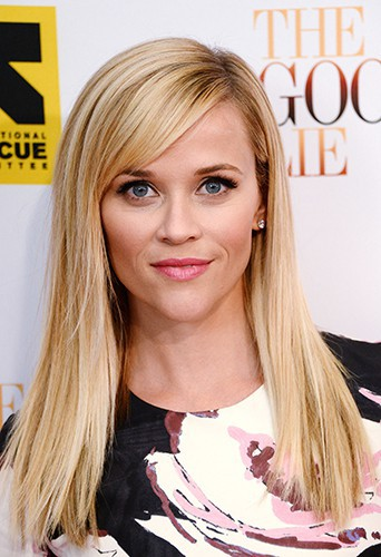 Reese Witherspoon à Washington le 17 septembre 2014