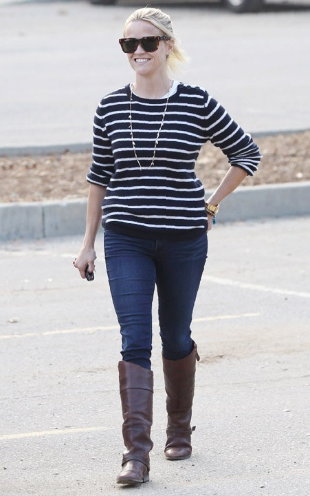 Reese Witherspoon a trouvé sa copie conforme...
