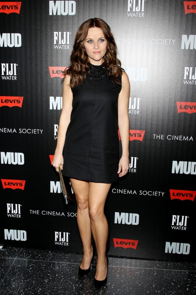 """Reese Witherspoon lors de la première du film """"Mud"""" à New York, le 21 avril 2013."""