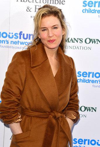Photos : Renée Zellweger a retrouvé son ancien visage !