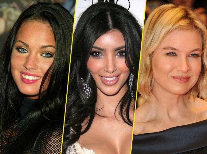 Ces stars qui ont changé de visage !