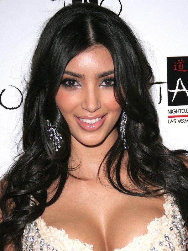 Kim Kardashian avant