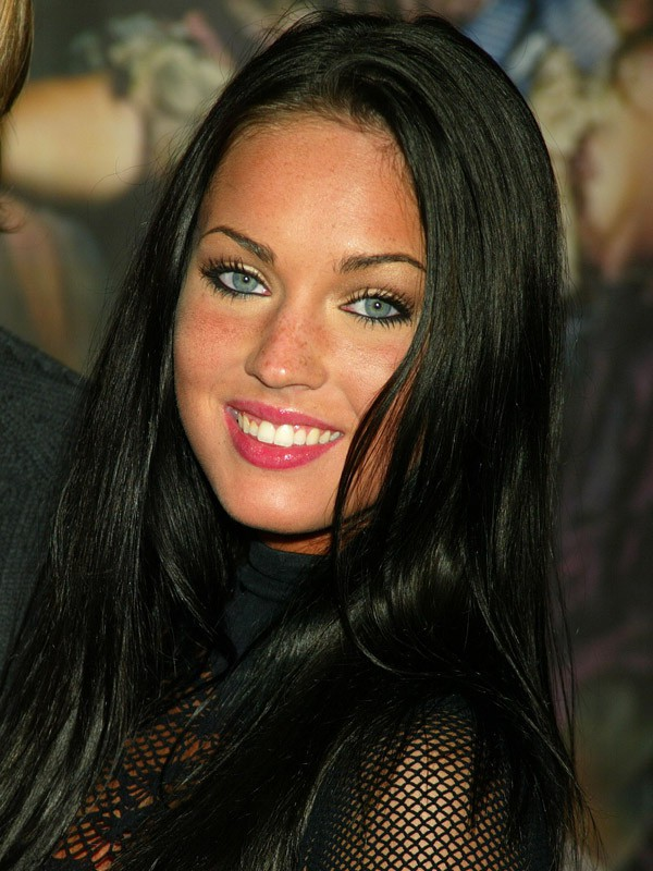 Megan Fox avant
