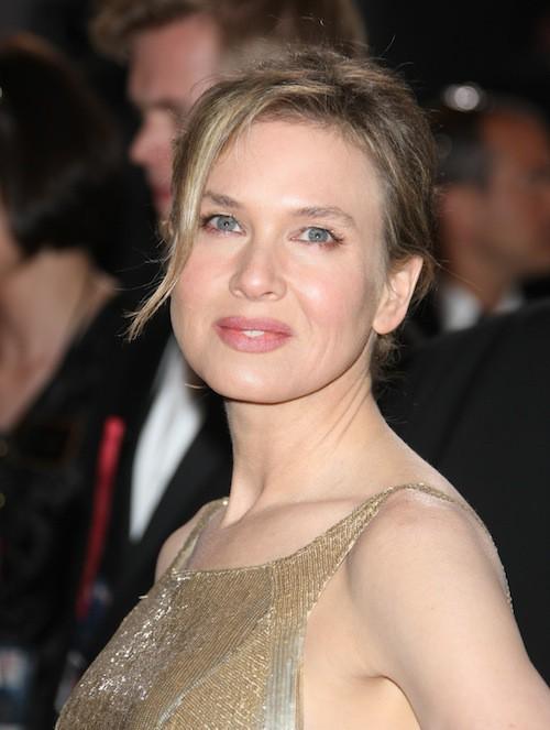 Renee Zellweger en février 2013