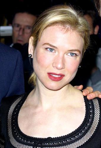Renee Zellweger en octobre 2001