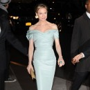 Renee Zellweger le 25 octobre 2012 à New York