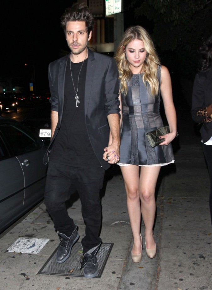 Ashley Benson et Ryan Good