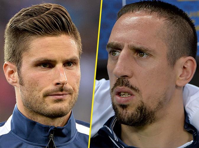 Photos : Ribéry, Benzema, Giroud, Ronaldo… ces scandales qu'ils auraient préféré oublier !