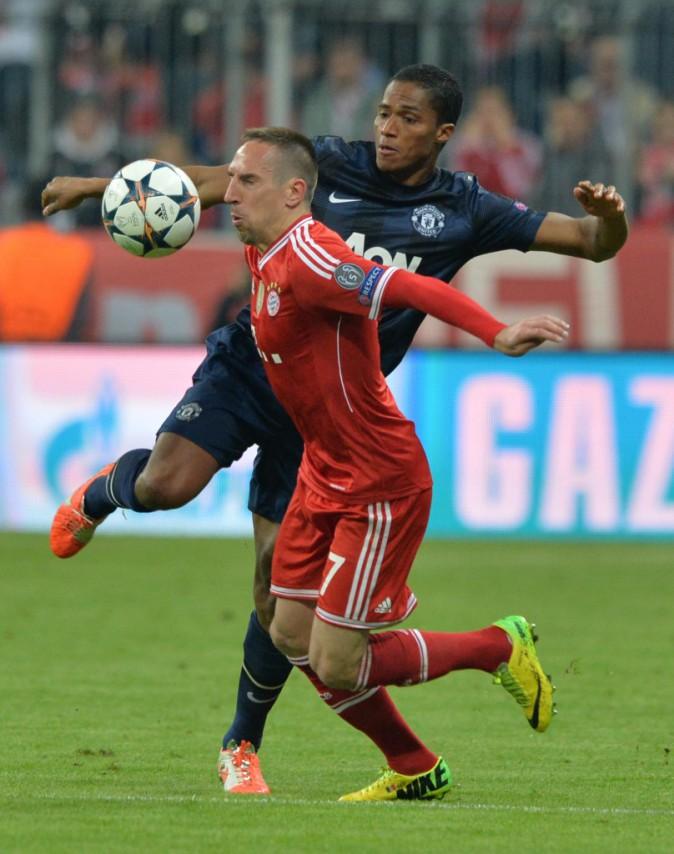 Franck Ribéry sous les couleurs du Bayern de Munich