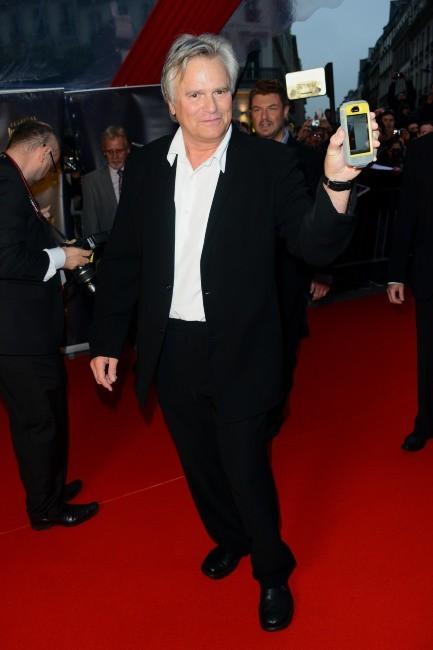 Richard Dean Anderson le 10 octobre 2012 à Paris