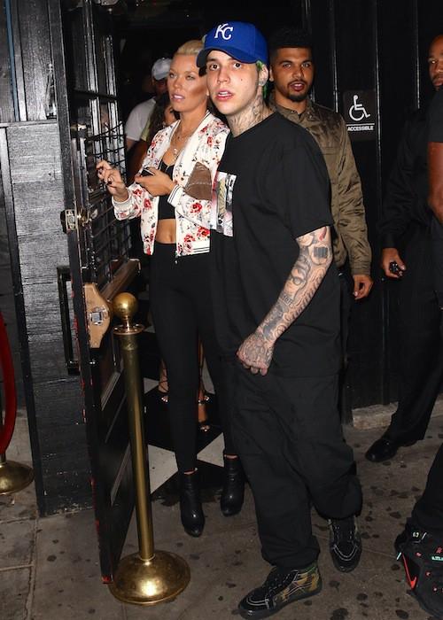 Photos : Ricky Hill a-t-il déjà remplacé Rita Ora ?
