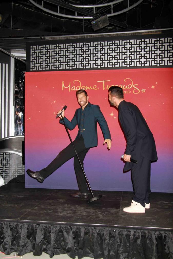 Ricky Martin : sa statue de cire, très réussie, enfin dévoilée !