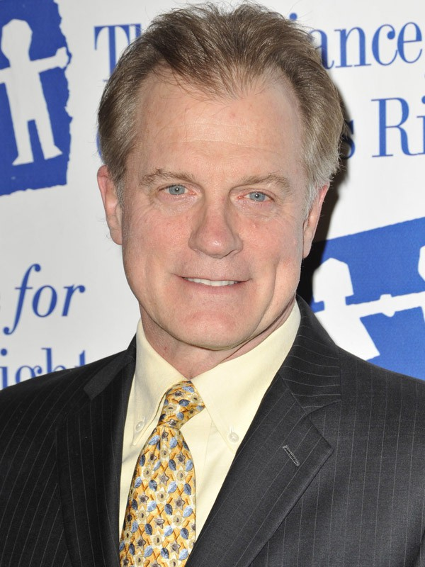 Stephen Collins, alias Eric Camden