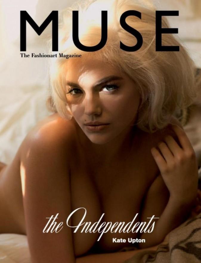 Kate Upton pour Muse