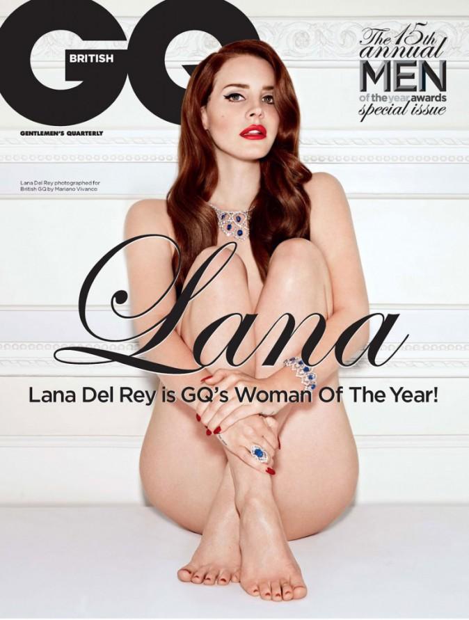 Lana Del Rey pour GQ