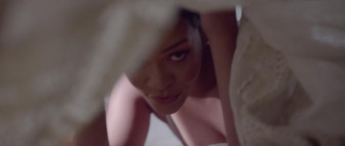 Rihanna dans le teaser Anti