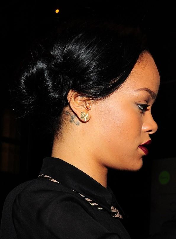 Rihanna à New-York le 15 juin 2012