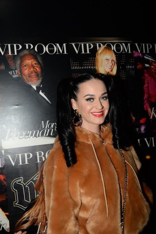 Photos : Rihanna et Katy Perry à la soirée Jeremy Scott à Paris !