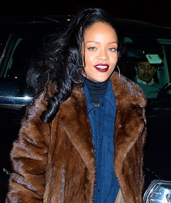 Rihanna avant...