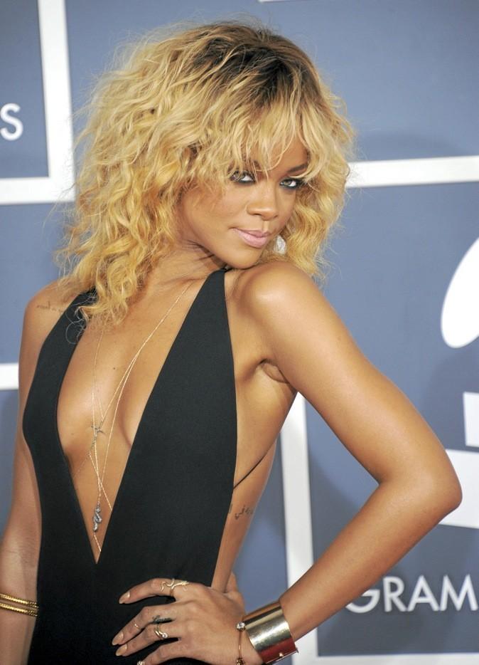 Rebelle dans l'âme, Rihanna a fait de la provoc son fond de commerce !