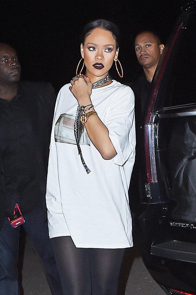 Photos : Rihanna et Cara Delevingne : les retrouvailles !