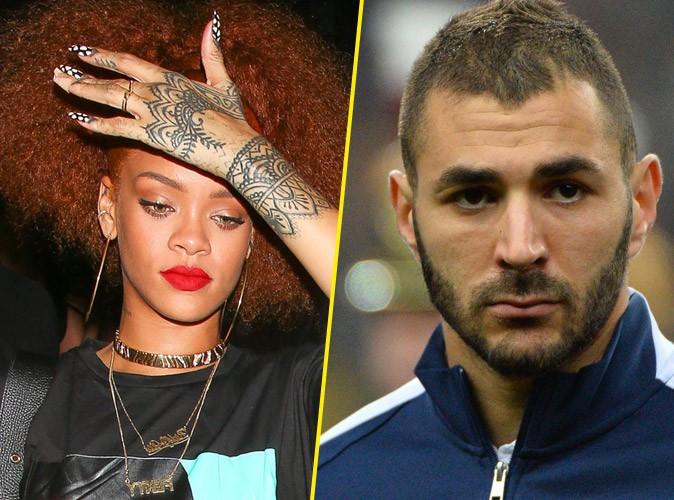 Rihanna et Karim Benzema remettent le couvert !