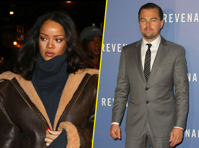 Rihanna : d�ner � Paris... sans Leonardo DiCaprio !