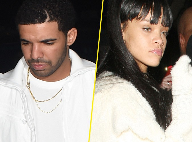 Photos : Rihanna : fêtarde décontractée aux côtés de Drake alors que Kloé Kardashian ne cautionne pas leur couple !