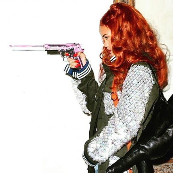 Rihanna le 27 mai 2015