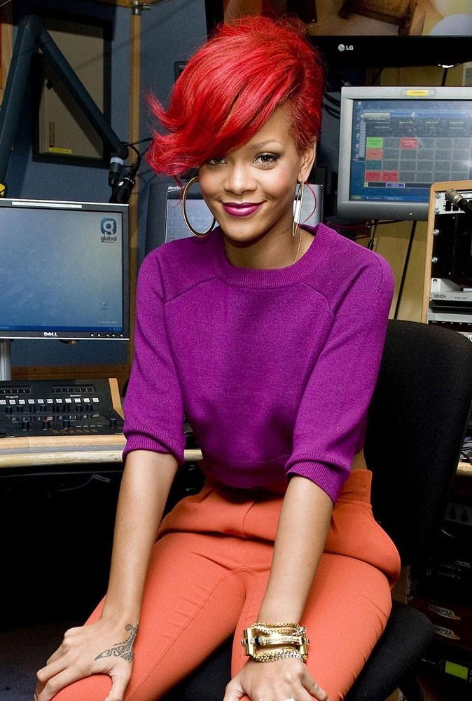 Photos : la vraie Rihanna !