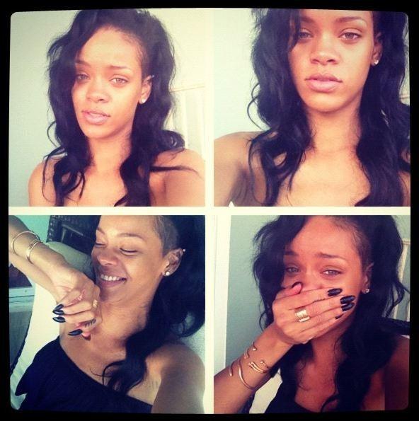 Rihanna, simplissime !